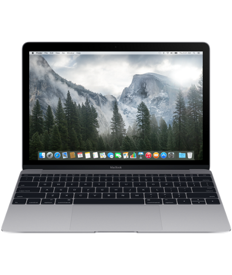 "[復修機] Apple MacBook 12"" Core M 1.1GHz 256GB (Space Grey - MJY32)"