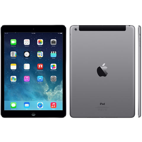 [復修機] Apple iPad Air Wi-Fi + Cellular 32GB (Space Grey, White)