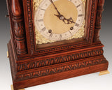 LATE 19th CENTURY WINTERHALDER & HOFMEIER BRACKET CLOCK