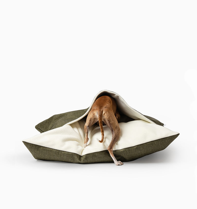Mister Hound Bed Forest Green