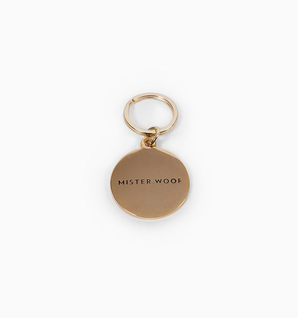 Mister Woof Dog Tag