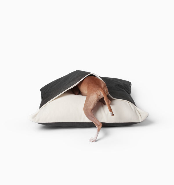 Mister Hound Bed Charcoal