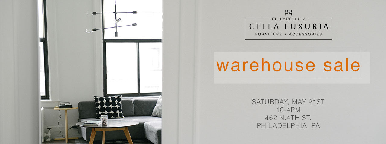 cella luxuria furniture warehouse sale