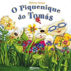 Usado: O Piquenique do Tomás, Helena Simas