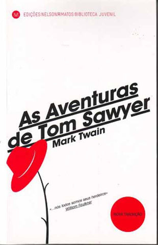 As Aventuras de Tom Sawyer, de Mark Twain