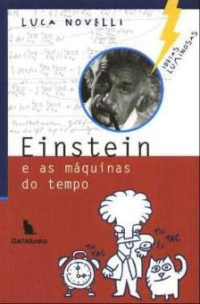 Einstein e as Máquinas do Tempo, de Luca Novelli