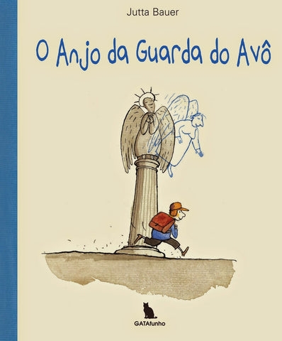 O Anjo Da Guarda Do Avô, de Jutta Bauer