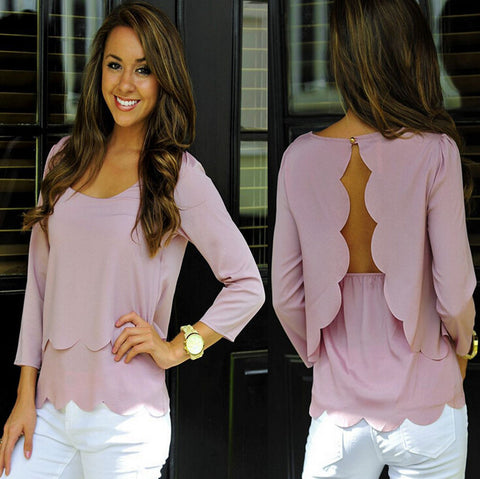 Scoop Neck Strapless Knit Top Sweater Pullover
