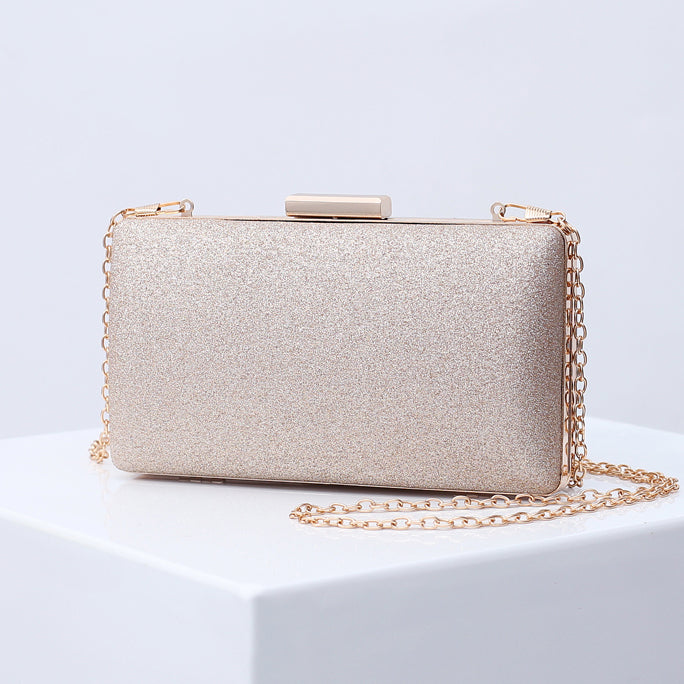 Women Evening Clutch Bag Sequin Clutch Female Crystal Day Clutch Wedding Purse Party Banquet