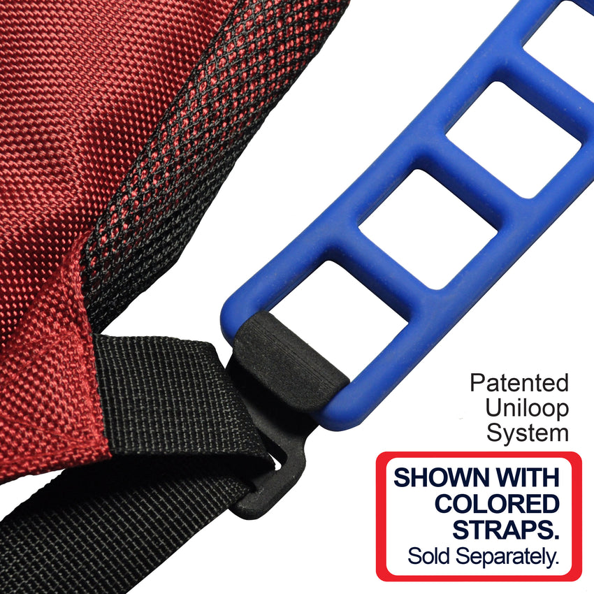 Silicone Ladder Shoulder Strap #381