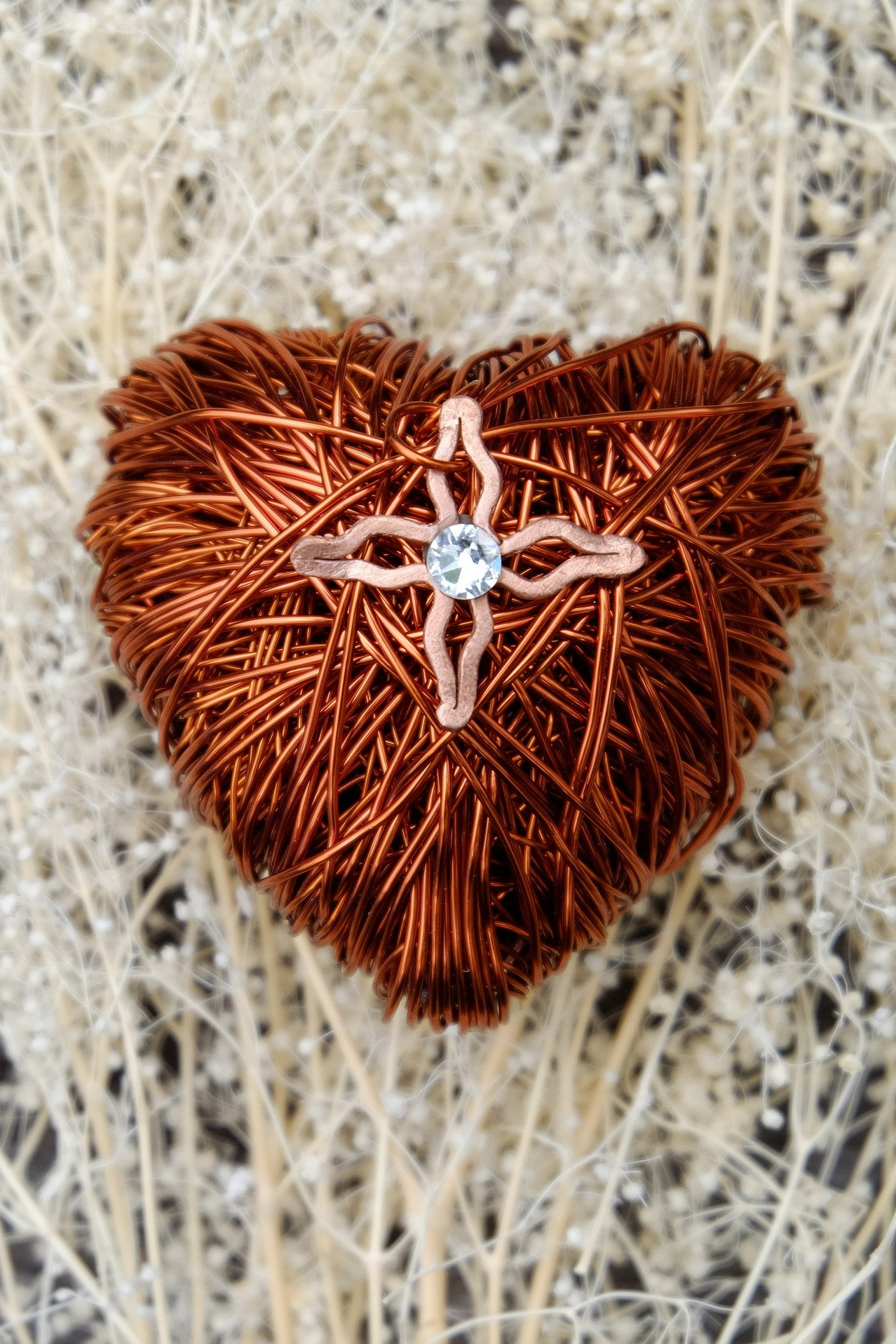 Valentine's Wired Heart