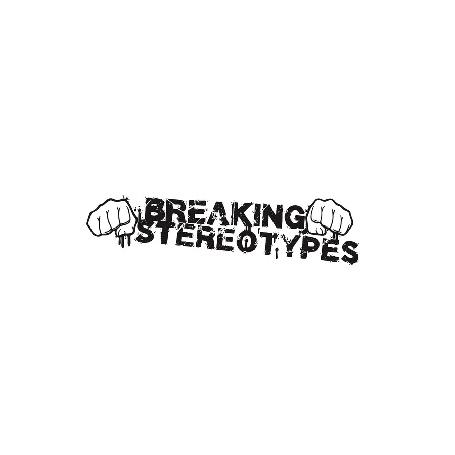 "HDMH Temporary Tattoo - ""Breaking Stereotypes"""