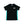 HDMH Unisex Training T-Shirt - Black/Mint