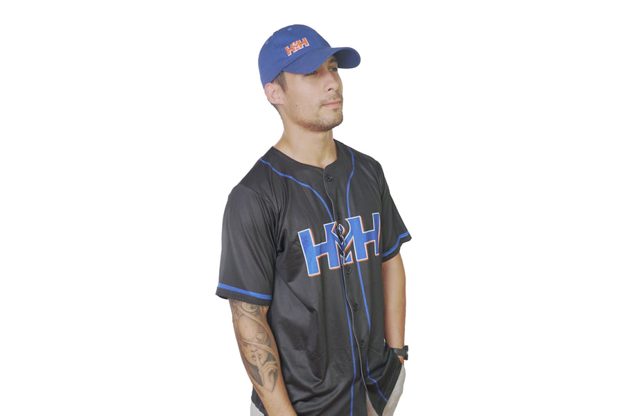 HDMH Jersey - NYSTRONG - Black