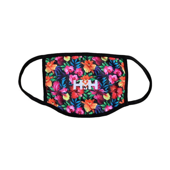 HDMH Face Mask - Floral