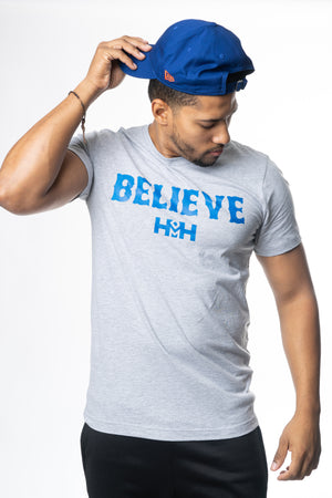 HDMH Unisex BELIEVE T-Shirt - (2 XS LEFT)