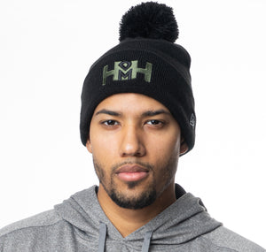 HDMH x New Era Knit - Black