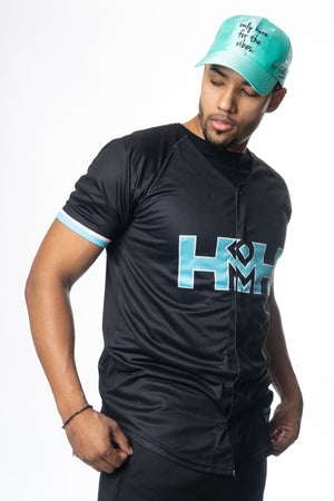 HDMH Lightweight Jersey - Black
