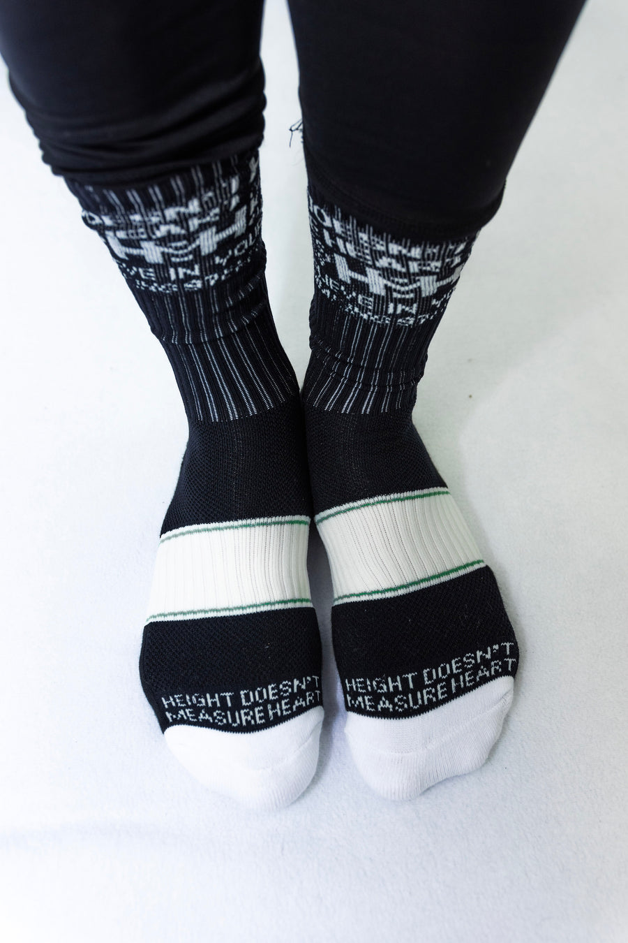 HDMH Athletic Socks - Black