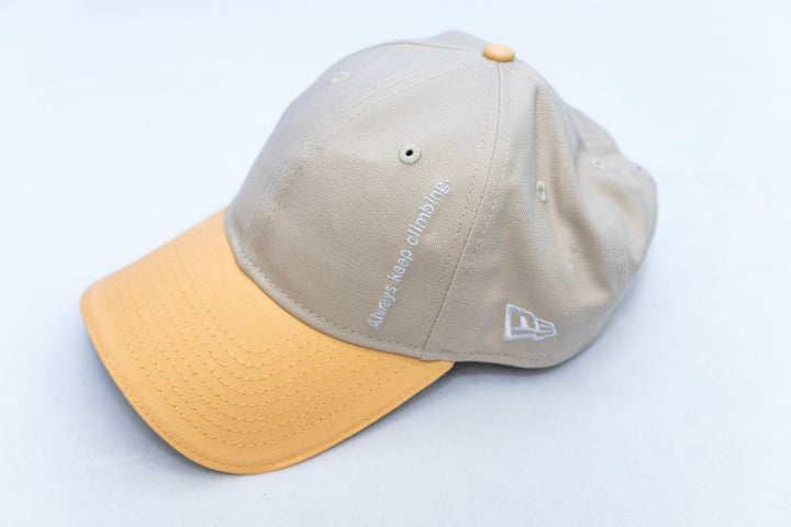 HDMH x New Era 9TWENTY Cap - Tan/Peach