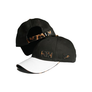 HDMH x New Era 9TWENTY Cap - Black/Leopard