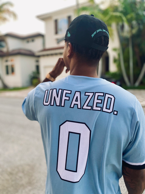 HDMH Jersey - UNFAZED. Light Blue