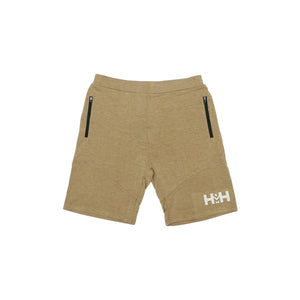 HDMH Men's Athletic Shorts - Gold