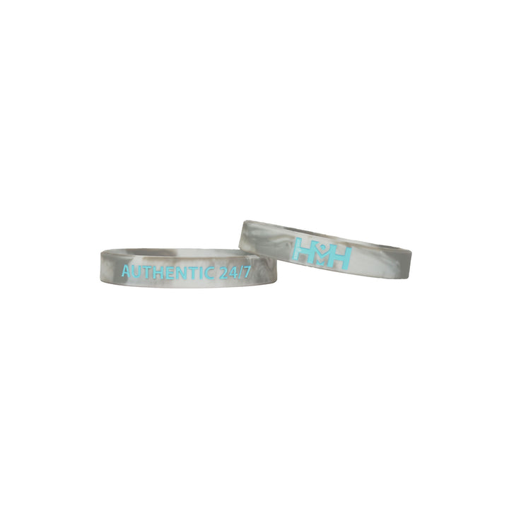 HDMH Wristband - 24/7 AUTHENTIC - Stone Wash