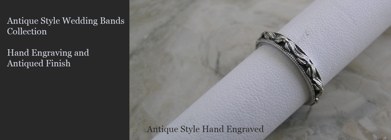 Antique Wedding Bands
