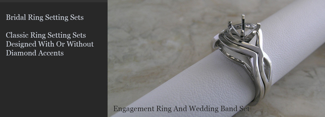 Engagement Ring Settings Set