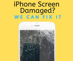 iPhone Repairs & Part Replacements