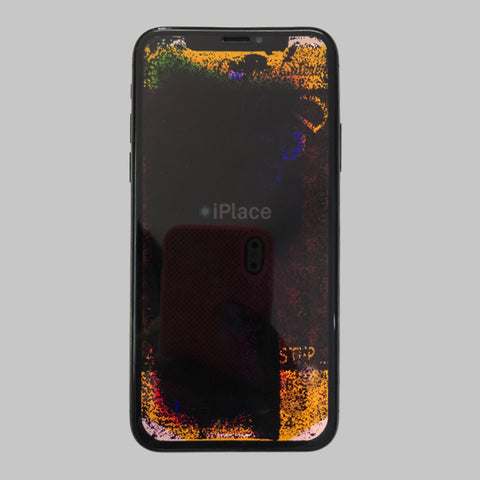IPHONE X CRACKED DISPLAY REPLACED WITH WARRANTY @ IPLACE COIMBATORE
