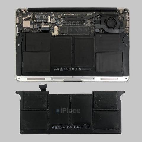 MACBOOK AIR 11' NEW BATTERY REPLACED WITH WARRANTY @ IPLACE COIMBATORE