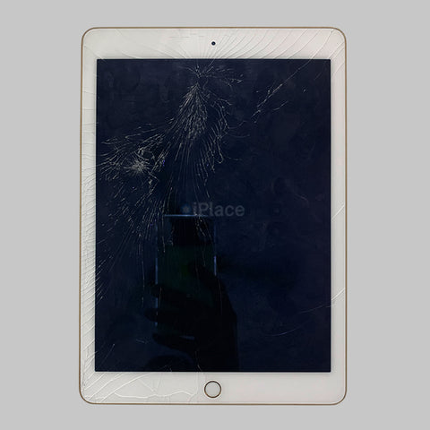 IPAD AIR 2 CRACKED DISPLAY REPLACED WITH WARRANTY @ IPLACE COIMBATORE
