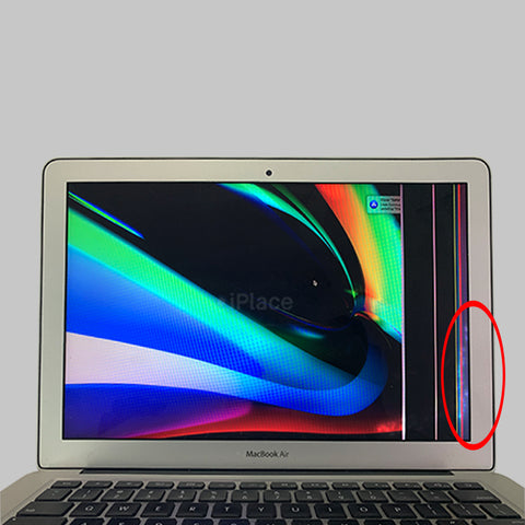 REPLACING NEARLY IMPOSSIBLE TO REPLACE MACBOOK AIR SCREEN,  PRIOR REPAIR ATTEMPT DONE BY SOMEONE