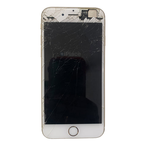 REPLACING DISPLAY ON DAMAGED IPHONE 6s WITH WARRANTY@ IPLACE COIMBATORE