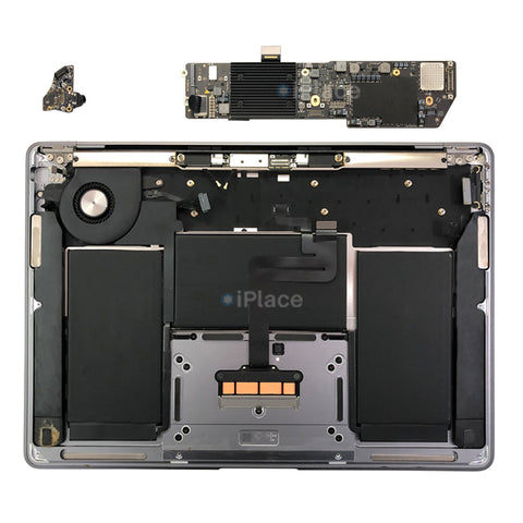 MACBOOK AIR 13' 2019 MODEL WATER DAMAGED, WE HAVE FIXED IT@ IPLACE COIMBATORE