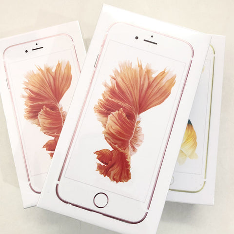 Refurbished iPhone 6S 64GB - Rose Gold