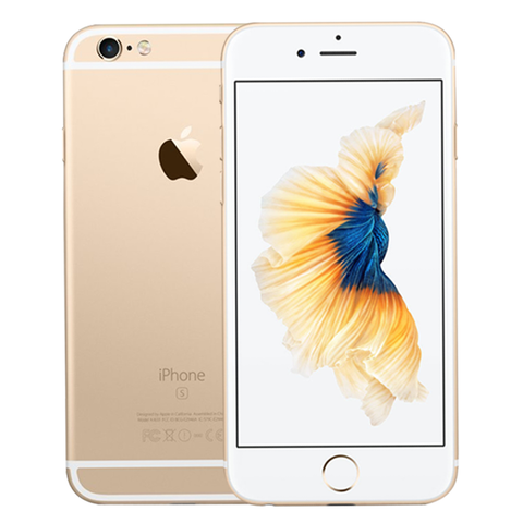 Refurbished iPhone 6S Gold 64GB @ 22500/-*