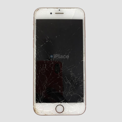 REPLACING DISPLAY ON DAMAGED IPHONE 6S WITH WARRANTY @ IPLACE COIMBATORE
