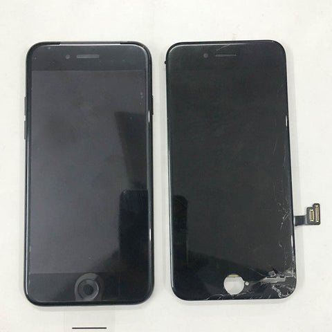iPhone 7 Cracked Screen Replaced