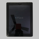 IPAD 4 CRACKED DISPLAY REPLACED WITH WARRANTY @ IPLACE COIMBATORE