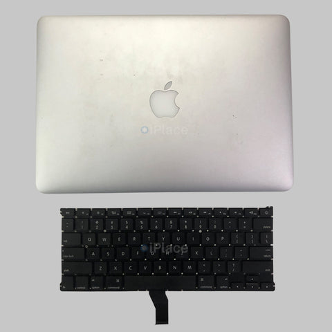 "MACBOOK AIR 13"" KEYS NOT WORKING - NEW KEYBOARD REPLACED"