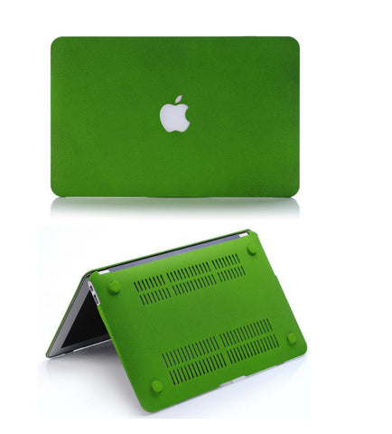 MacBook Pro 13 inch Retina Display Grass Green Armour Type Hard Shell Body case