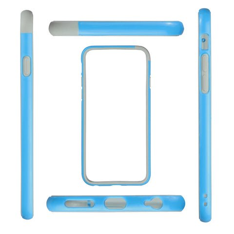 iPhone 6 Bumper Case Blue Colour