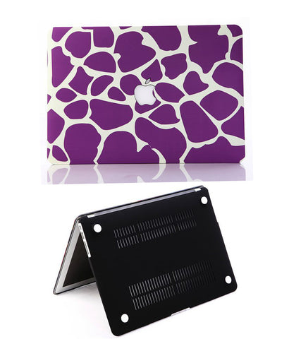 MacBook Pro 13 inch Retina Display Designers Collection Purple Hard Shell Body case
