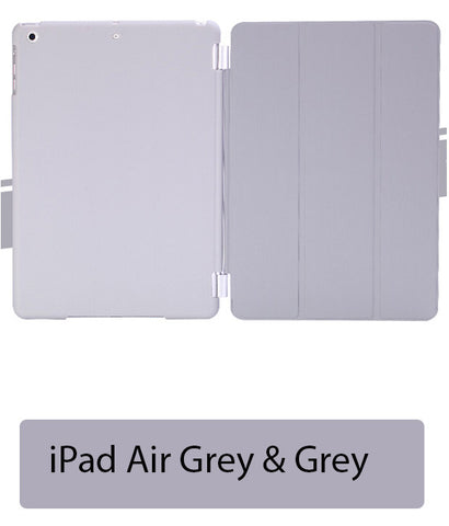 iPad Air Case Cover grey colour, Auto on / off function