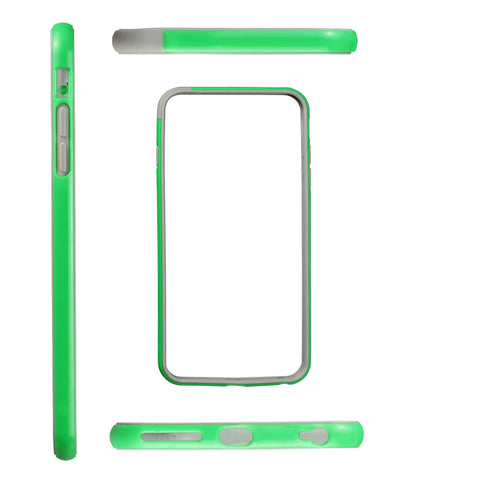 iPhone 6 Bumper Green Colour