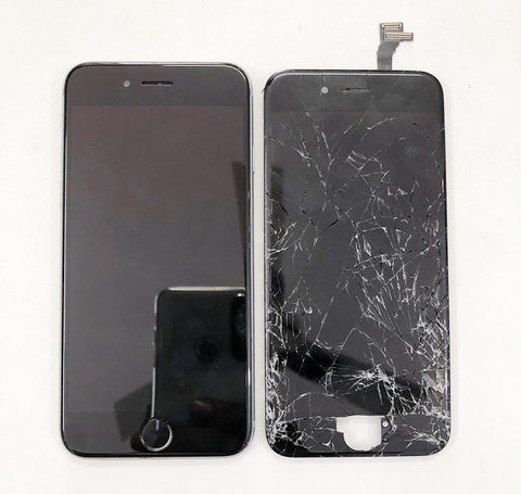 iPhone 6 Screen replaced -Black