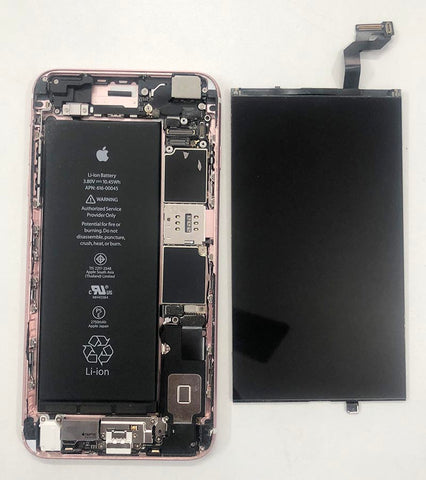 iPhone 6S Glass Alone Replacement